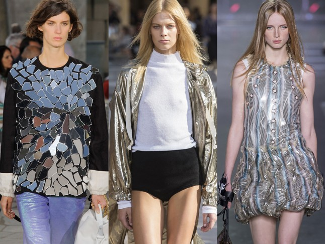 Style resolutions - metallics