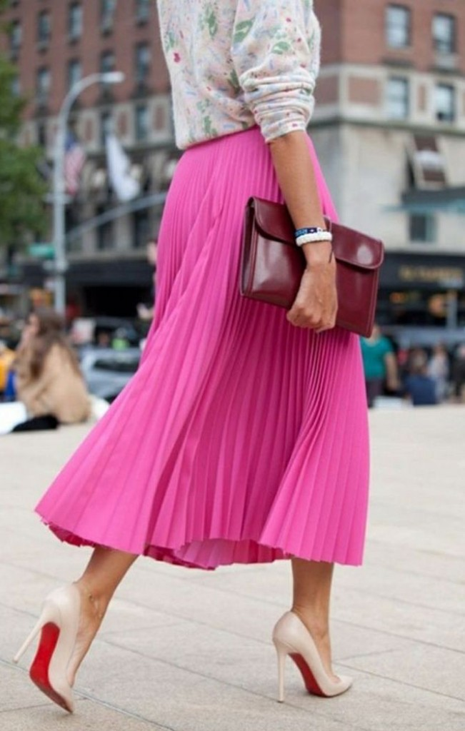 Style resolutions - pleats