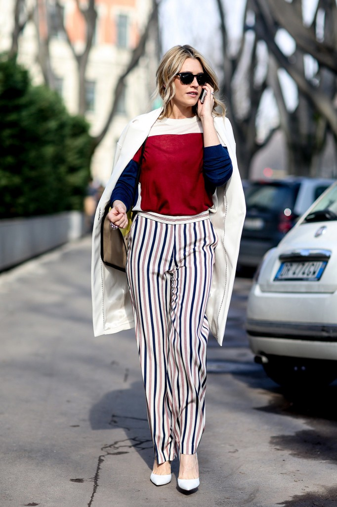 Style resolutions - stripes